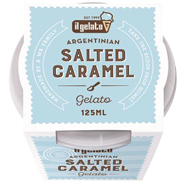 Bambino Argentinian Salted Caramel