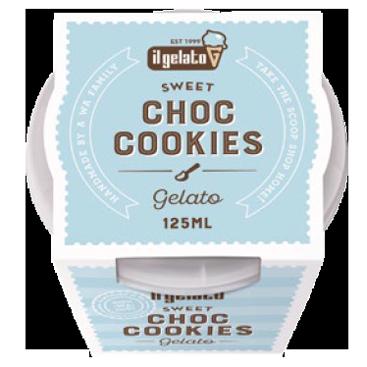 Bambino Sweet Choc Cookies