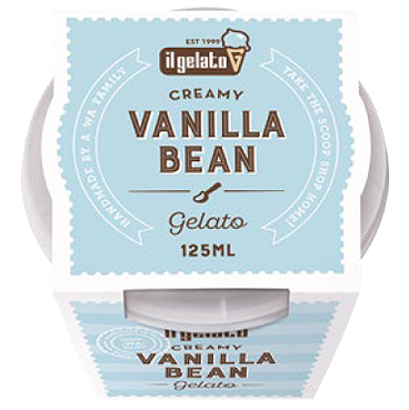 Bambino Creamy Vanilla